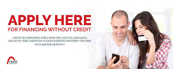 Crest Financing Apply Now
