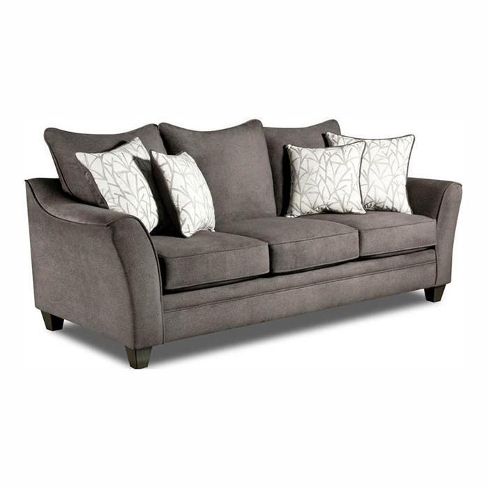 The Furniture Shop Duncanville Tx Flannel Seal Sofa