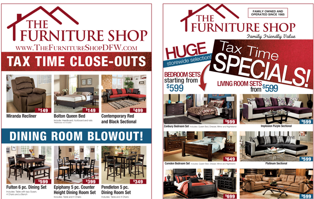The Furniture Shop Duncanville Tx